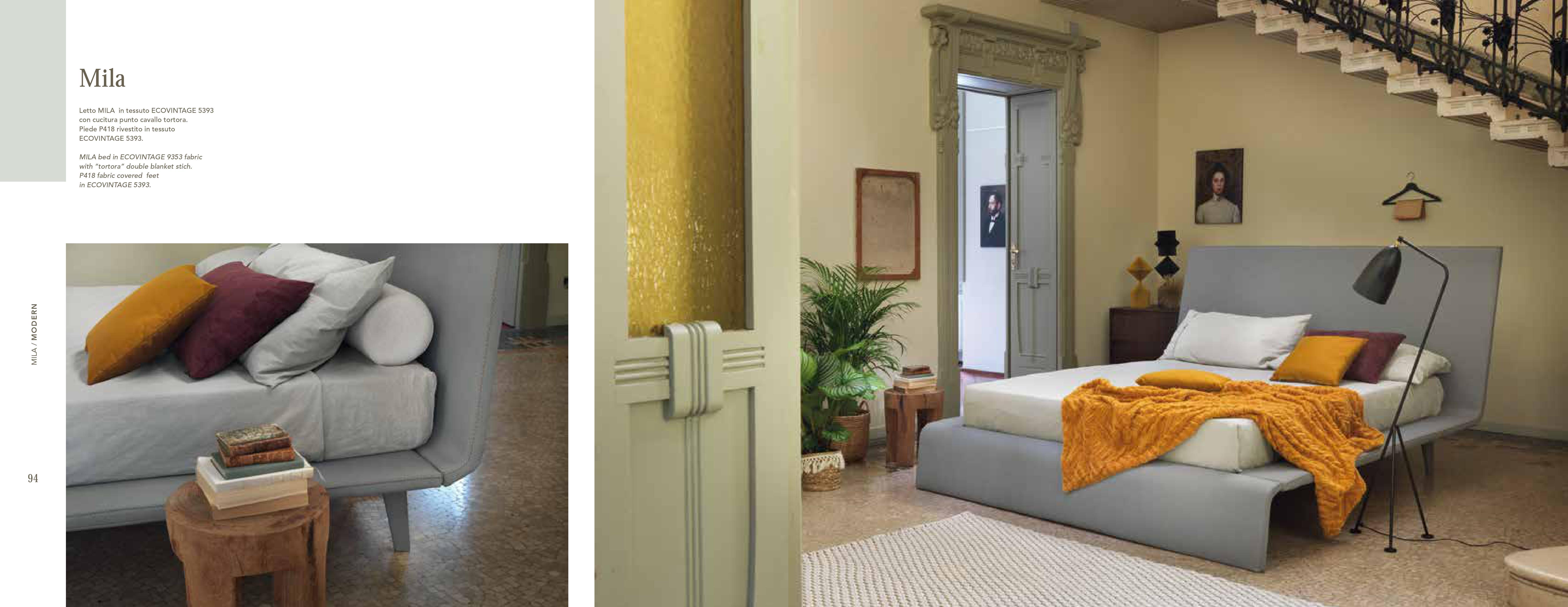 Linea letti ergogreen letti contenitore giroletto e for Letti vendita on line