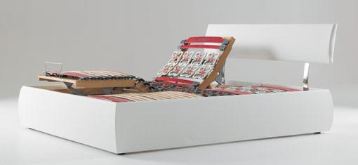 Linea letti ergogreen letti contenitore giroletto e sommier letti contenitore giroletto - Testa del letto ...